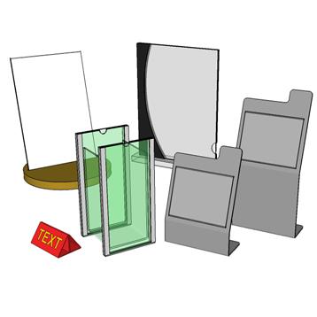 Bespoke Acrylic Cardholders