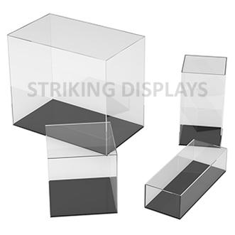 Standard Range Display Cases