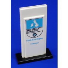 Acrylic BMW Trophy