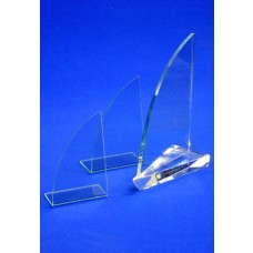 Acrylic Sailing Trophies