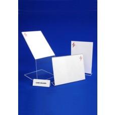 Acrylic Card Holders