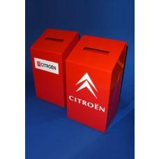 Printed Suggestion Box