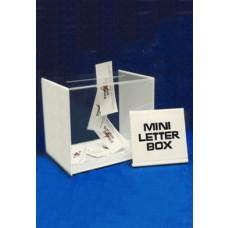 Acrylic Mini Letter Box