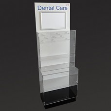 Revolving Counter Top Scissor Cabinet