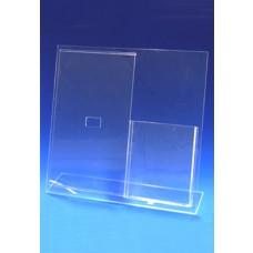 Clear Acrylic Card Holders +