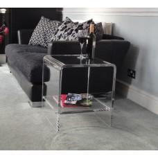 Acrylic Coffee Side Table