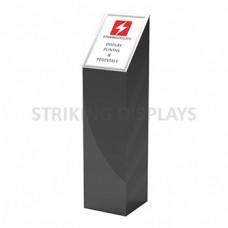 Foamed Pvc Pedestal Clip Frame