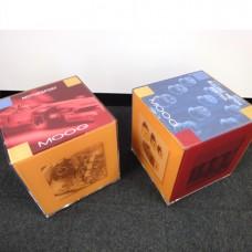 Printed Cube Seat
