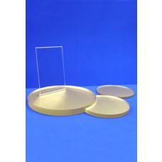 Acrylic Display Gold Discs