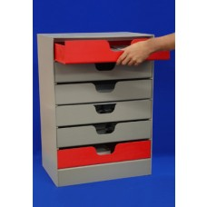 Foam PVC Drawer Unit