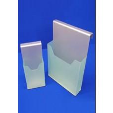 Satin Silicone & Silver Acrylic Units
