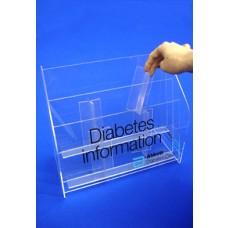 Leaflet Dispenser PVC Divider