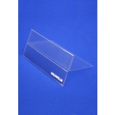 Printed PVC Shelf Talker