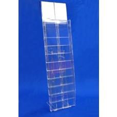 Clear Acrylic 20 X A4 Dispenser