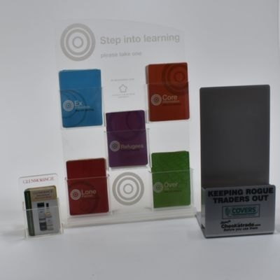 Bespoke Leaflet Dispensers
