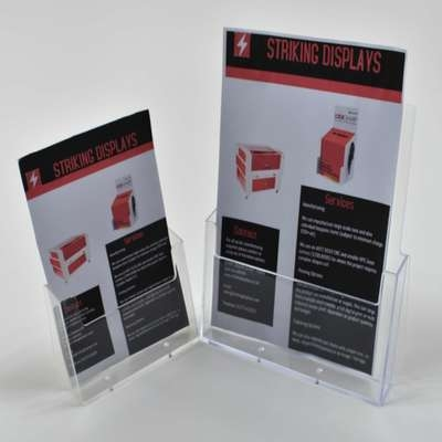 Standard Leaflet Dispensers