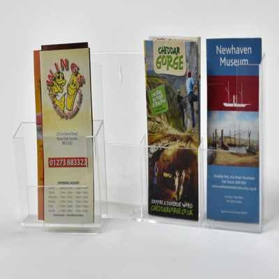 Wall Mount Leaflet Dispensers