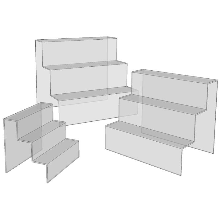 Acrylic Steps