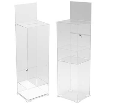 Floor Standing Collection Boxes