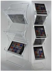 Free Standing Catalogue Dispensers