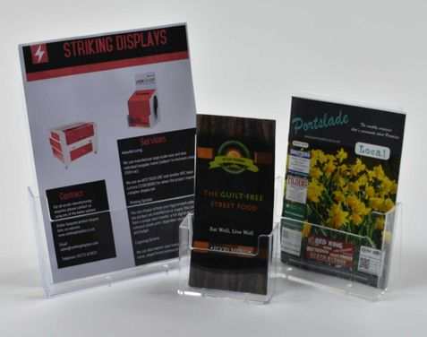 Leaflet Dispensers