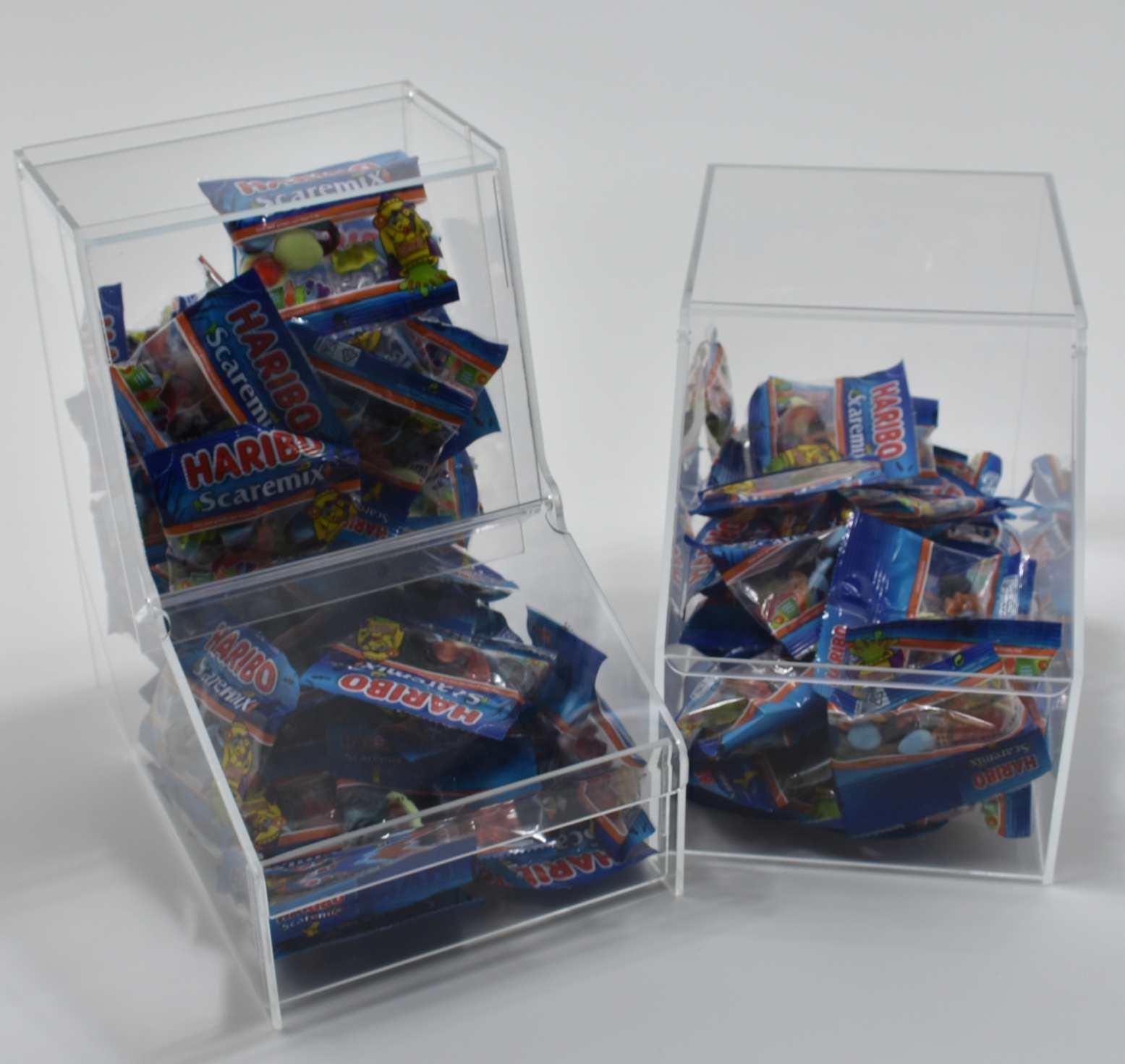 Standard Range Sweet bins