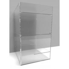 Acrylic Display Cabinet 1000 x 600² Adjustable Shelving