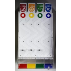 Token Slide Collector 4 Section