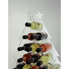 Christmas Advent Calendar Wine Rack
