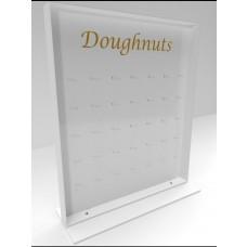 Acrylic Counter Stand Doughnut Wall