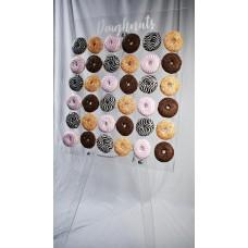 Acrylic Doughnut Wall