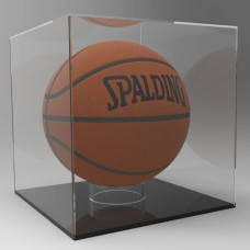 Acrylic Display Case for Basket Ball