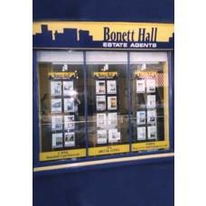Window Displays 3 Acrylic Panels