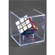 Acrylic Rubik Cube Display