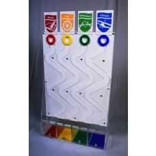 Token Slide Collector 4 Section