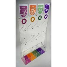 Token Slide Collector 4 Section Bespoke