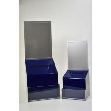 Comments Box 2 Tone Metallic Acrylic