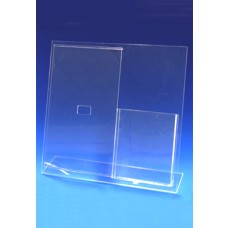 Clear Acrylic Card Holders +