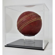 Acrylic Display Case Cricket Ball