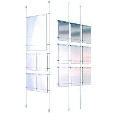 Acrylic Poster Display Systems