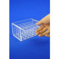 Clear Acrylic Phial Box