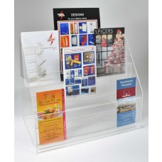 Vista Leaflet / Greeting Card Dispenser 470