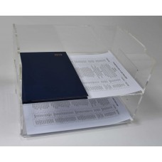 A4 Stationery Stackable Tray
