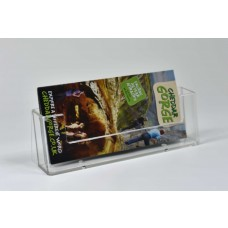 Freestanding DL Landscape Leaflet Dispenser