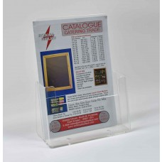 Freestanding A5 Portrait Leaflet Dispenser