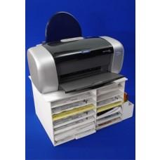 Acrylic Bespoke Desk Organiser