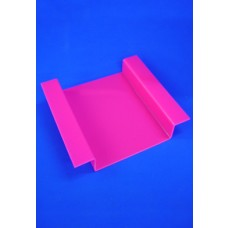 Coloured Acrylic Tray