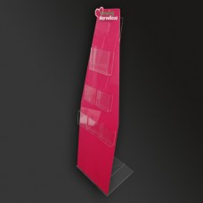 Pumping Marvelous Exhibition Leaflet Stand