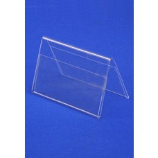 PVC Tent Card Holders DS