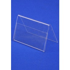 PVC Tent Card Holders SS